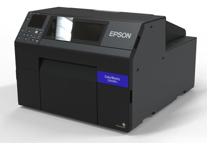 Epson introduceert vier on-demand labelprinters voor op maat gemaakte, flexibele kleuretiketten