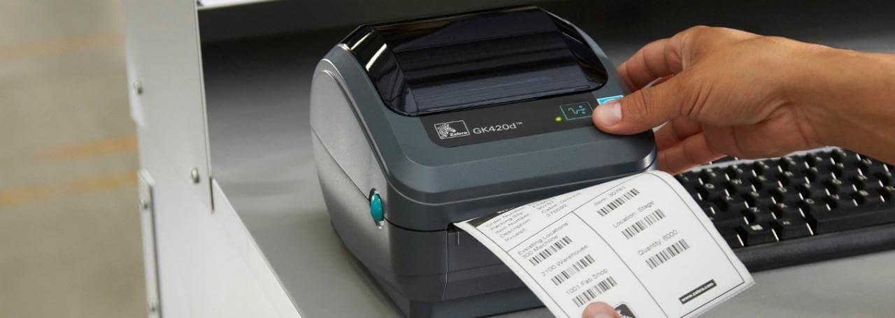 Sneller en nauwkeuriger werken met een labelprinter