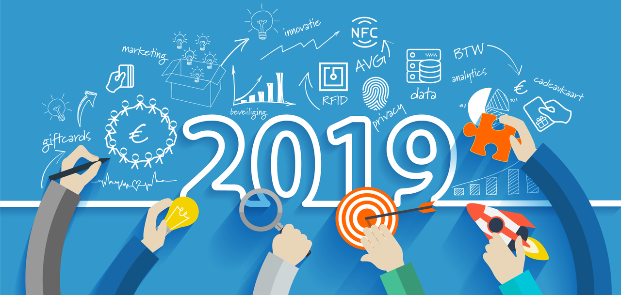 9 marketing en innovatie trends voor 2019
