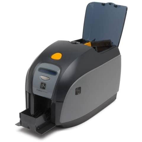 Zebra ZXP cardprinter installeren