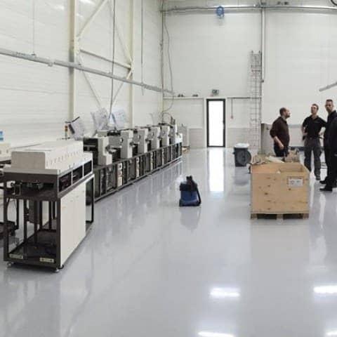 DCP verhuist complete drukkerij en kantoren naar nieuw pand