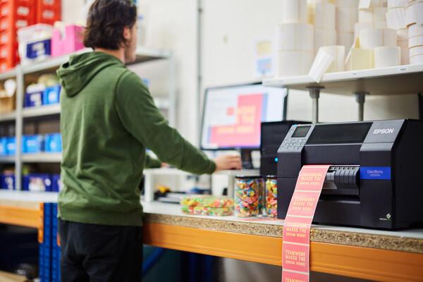 Investeer in snelheid, kwaliteit en uptime met een professionele labelprinter
