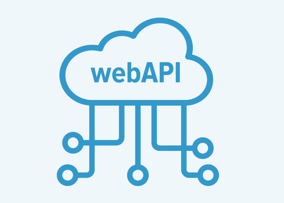 Nieuw bij DCP: data uitwisselen met onze eigen webAPI