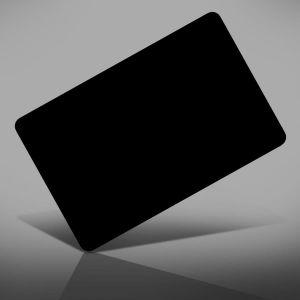 P 030 002 mt   pvc 0,76 mm door en door zwart mat
