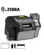 Z92 0m0c0000em00   zebra zxp series 9 retransfer cardprinter dub