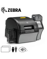 Z92 a00c0000em00   zebra zxp series 9 retransfer cardprinter dub