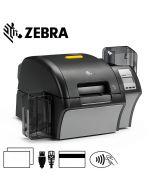 Z92 am0c0000em00   zebra zxp series 9 retransfer cardprinter dub