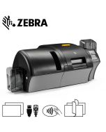 Z94 a00c0000em00   zebra zxp series 9 retransfer cardprinter dub