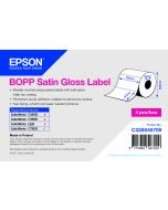 E c33s045709   epson 102x152 mm bopp satin gloss die cut labels