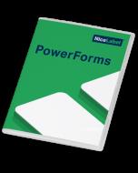 NiceLabel 2019 PowerForms