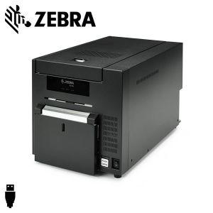Z zc10l 00q00us00   zebra zc10l badge cardprinter enkelzijdig us