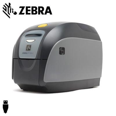 Z11 00000000em00   zebra zxp series 1 cardprinter enkelzijdig us