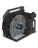 C7500 rewinder met printer