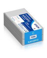 Epson TM-C3500 cartridge cyaan 32,5ml (C33S020602)