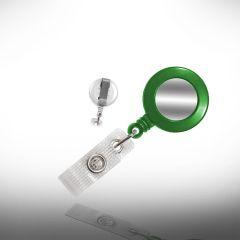 Bj 001 007   badgejojo bj 001 riemclip standaard kleur groen