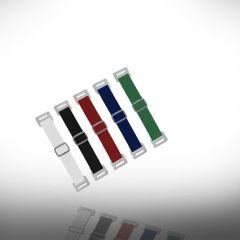 Eb 001   elastiek badgeband eb 001 armband voor de bh 031 en bh