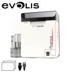 E av1h0000bd   evolis avansia duplex retranfser cardprinter dubb
