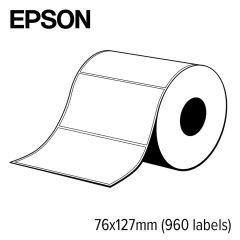 E c33s045721   epson 76x127 mm high gloss die cut labels voor c7