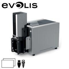 E kcd18402d   evolis kc200b expert kiosk cardprinter dubbelzijdi