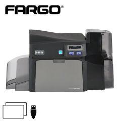 F 52100   fargo dtc 4250e ds cardprinter dubbelzijdig usb