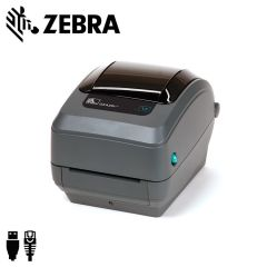 Gk42 102221 000   zebra gk420t labelprinter peel 203 dpi 104mm u