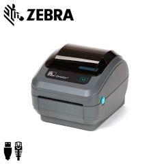 Gk42 202221 000   zebra gk420d labelprinter peel 203 dpi 104mm u