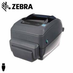 Gx42 102522 000   zebra gx 42 labelprinter, cutter 203 dpi usb