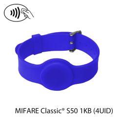 Pbg s50 003   polsband met gesp rfid nxp mifare classic s50 1kb