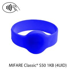 Pb 65mm 003 m1kb4   polsband rfid nxp mifare classic s50 1kb bla