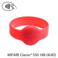 Pb 65mm 004 m1kb4   polsband rfid nxp mifare classic s50 1kb roo