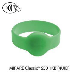 Pb 65mm 007 m1kb4   polsband rfid nxp mifare classic s50 1kb gro