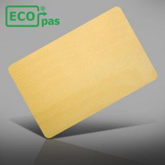 P 204   ecopas® hout 0,76 mm gelamineerd