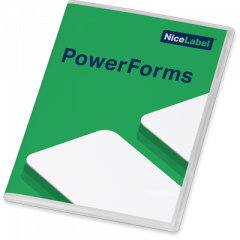 Product box powerforms