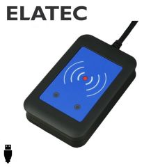 Ref 3191   elatec twn3 13.56 mhz rfid reader