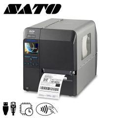 S wwcl06060eu   sato cl4nx labelprinter uhf en rtc 203dpi 4inch