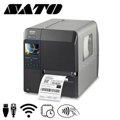 S wwcl06090eu   sato cl4nx labelprinter uhf, rtc en wlan 203dpi