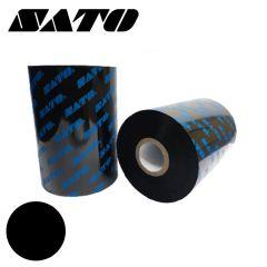 S y59110100066   sato swr 100 wax resin cso lint voor labelprint