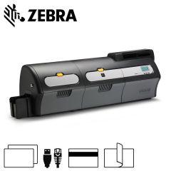 Z73 0m0c0000em00   zebra zxp series 7 cardprinter dubbelzijdig m