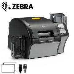 Z92 000c0000em00   zebra zxp series 9 retransfer cardprinter dub
