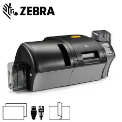 Z93 000c0000em00   zebra zxp series 9 retransfer cardprinter dub