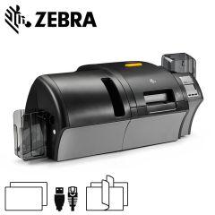 Z94 000c0000em00   zebra zxp series 9 retransfer cardprinter dub