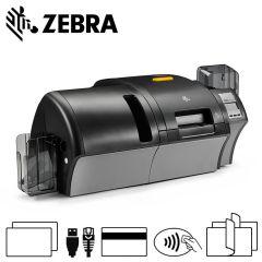 Z94 am0c0000em00   zebra zxp series 9 retransfer cardprinter dub