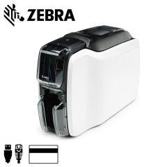 Zc11 0m0c000em00   zebra zc100 cardprinter enkelzijdig magneetst