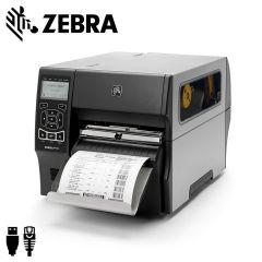 Zt42063 t2e0000z   zebra zt42063 labelprinter cutter 300 dpi 168