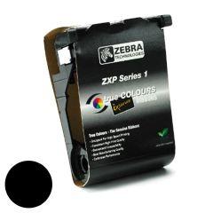 Z 800011 101   zebra 800011 101 printlint zwart zxp 1  1.000 afd