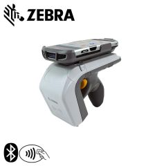 Zebra RFD8500 handheld RFID scanner met houder