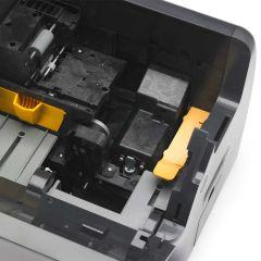 Onderhoud van cardprinters en labelprinters