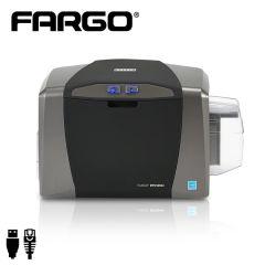 F 50020   fargo dtc 1250e cardprinter enkelzijdig usb ethernet