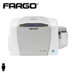F 51980   fargo c50 cardprinter enkelzijdig usb