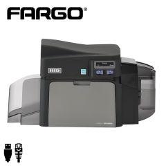 F 52000   fargo dtc 4250e cardprinter enkelzijdig usb ethernet